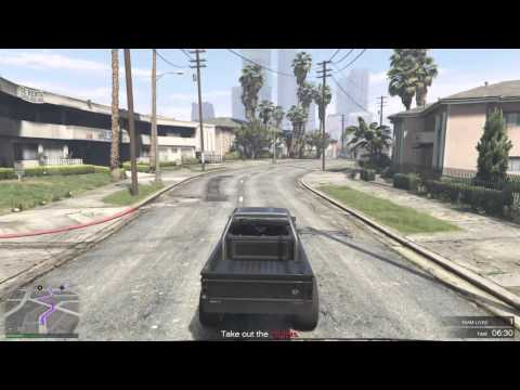 Grand Theft Auto V Bullshit Mission