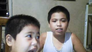 One thing by One Direction - Cover Song by David and Sam Lazo