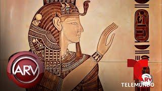 Científicos recrean el que pudo haber sido el perfume de Cleopatra | Al Rojo Vivo | Telemundo