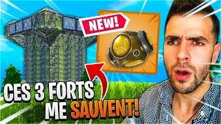 THESE THREE POCKET FORTRESSES SAVE MY LIFE! Fortnite Patch 5.41 Season 5, 15 days before Season 6!