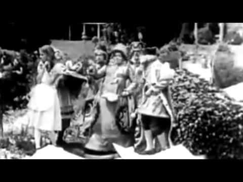Alice in Wonderland (1915 Silent Film) Music by Alex Riggen's Rabbit