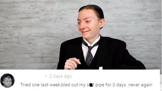 Reviewbrah Reacts To Weird Comments! (2020 Edition)