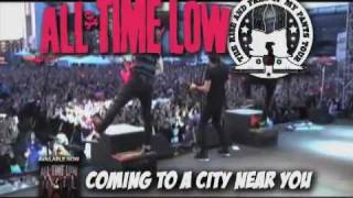 All Time Low : The Rise And Fall Of My Pants Tour