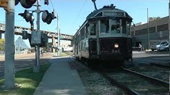 A Ride On The Memphis Riverfront Loop Trolley