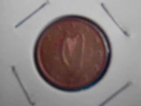 Ireland Coins (euros)