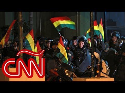 Bolivia: reportan motines en Cochabamba y Santa Cruz contra Evo Morales
