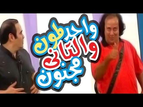مسرحية احمد ادم فيما يبدو سرقوا عبده كامله