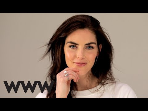 "Hilary Rhoda's ""I Made It"" Moment  