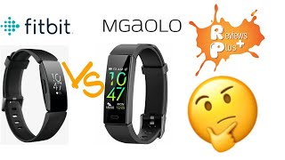 The BEST fitness tracker is awesome for the price-- the Mgaolo smart fitness band