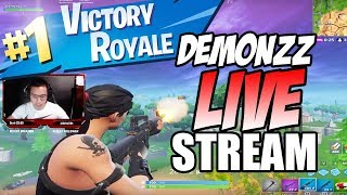 🔴 EARLY STREAM TODAY + PLAYING SOME SOLOS! LETS CHILLLLLLL!     FORTNITE BATTLE ROYALE LIVE