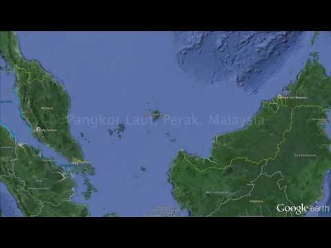 PANGKOR ISLAND, PERAK, MALAYSIA