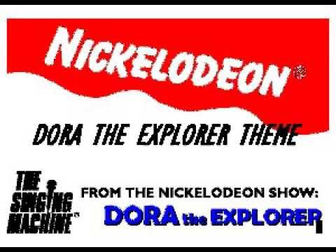 SM9923 14 Dora The Explorer Dora The Explorer [karaoke]