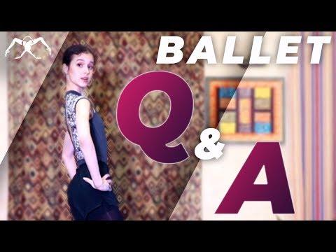 BALLET CLASS Q&A With Mariinsky Soloist Maria Khoreva