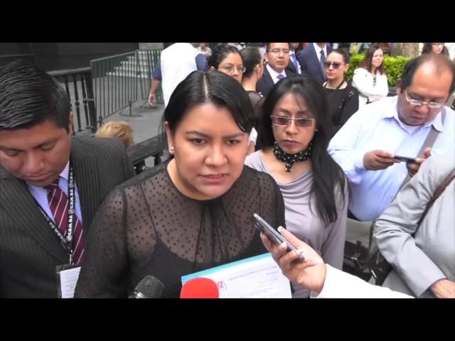 Entrevista a la Dra. Perla Gómez