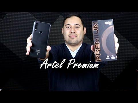 Artel Premium Milliy smartfon haqiqiy tavsif