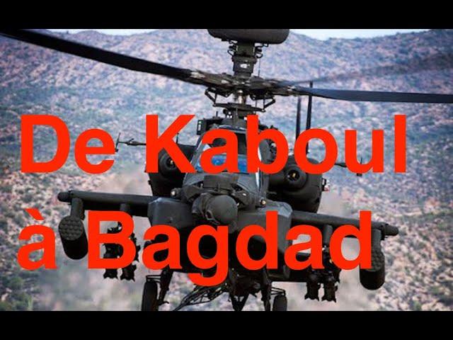 De Kaboul,à Saigon,Bagdad,Mogadiscio,Tripoli les Etats unis se sont toujours trompés