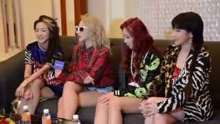 2NE1 members bare 'ideal guy,' sexy secrets - Yahoo Philippines