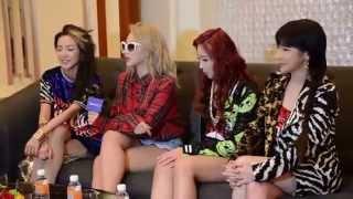 2NE1 members bare 'ideal guy,' sexy secrets - Yahoo Philippines
