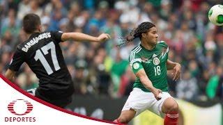 México vs Nueva Zelanda | Amistoso | Televisa Deportes