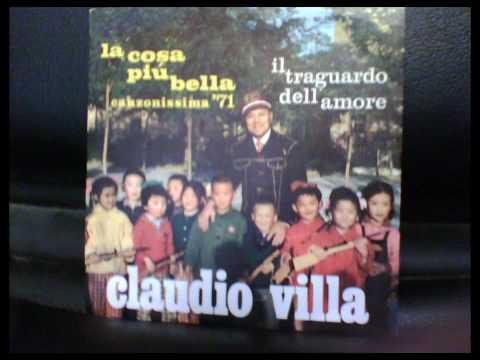 Claudio Villa    -    La Cosa Piu' Bella