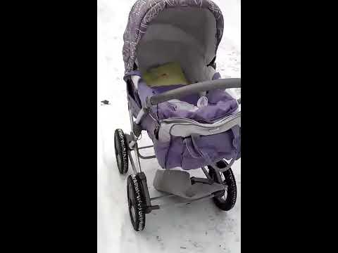 Коляска для новорожденных Happy Baby Charlotte для авито