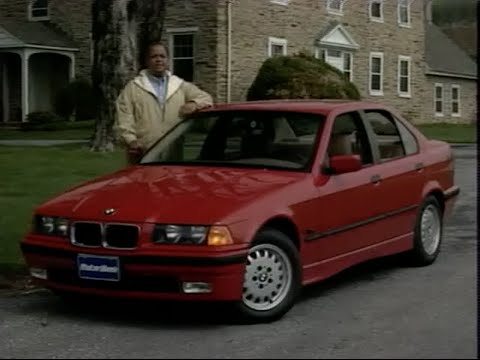 MotorWeek | Retro Review: '96 BMW E36 328i Sedan