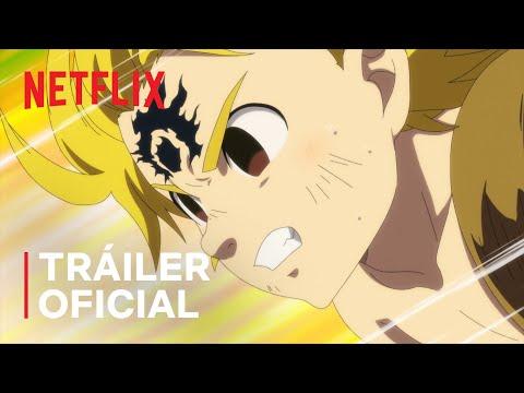 The Seven Deadly Sins: La maldición de la luz | Tráiler oficial | Netflix