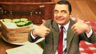 How to Have a Picnic Like Bean | Handy Bean | Mr Bean Official thumbnail
