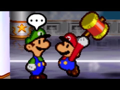 Paper Mario: Pro Mode - Part 71 - Mirror Mirror, On the Roll |