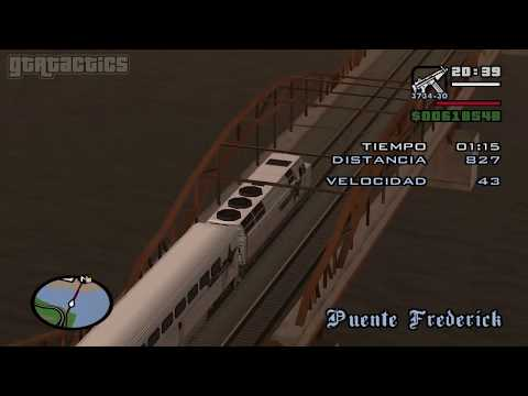 GTA San Andreas - Misiones Secundarias - Episodio 4