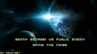 Benny Benassi vs Public Enemy - Bring the Noise (Pumpkin Remix) Full Version CD