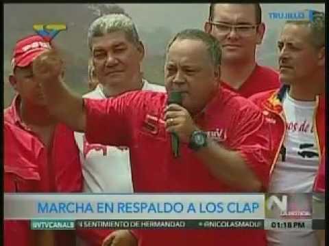 Diosdado Cabello asegura haberle salvado la vida a Leopoldo López