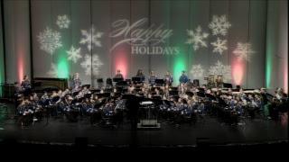Central Junior High School Band Winter Concert