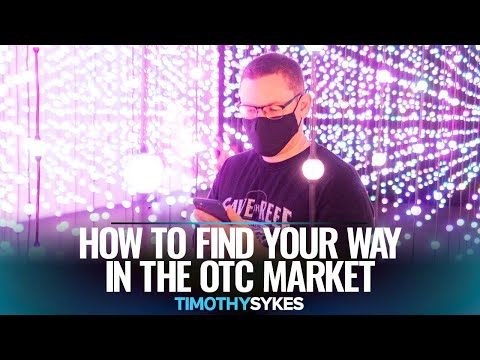 How to Find Your Way in the OTC Market