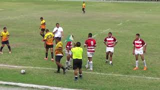 King's College Rugby Seven 2018 final U18 House 2 vs House 4