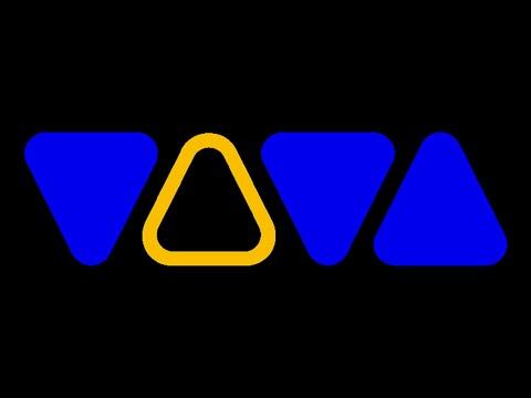 VIVA TV Ident from 1996 (long version)