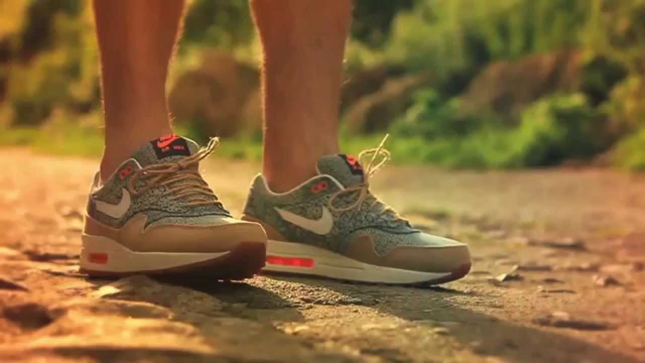 finest selection e5052 a202b Liberty x Nike Air Max 1 - On-feet Review