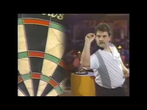 Phil Taylor Hits A 240 On The Quadro Board