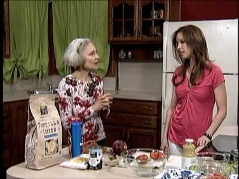 Healthy Living Inc. on the TV Show Healthy Food Happy You.