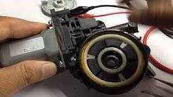 Inside Car Power Window Motor