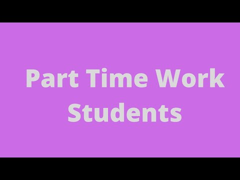 Part time work from jobs for students Brisbane Queensland Australia