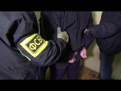 ФСБ России задержала в Севастополе бывшего сотрудника штаба Черноморского флота Леонида Пархоменко,