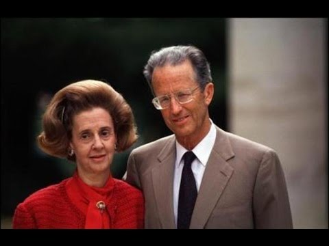 King Baudouin & Queen Fabiola celebrate their 25th anniversary - French