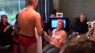 Repeat youtube video Stripper Jay sinterklaas act