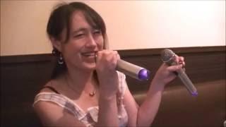 6月11日・久々のカラオケ♪ 麦畑♪【両声類Ver.】一人デュエットで、歌っ...