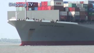Shipspotters Sunday Special 27: containerships sailing