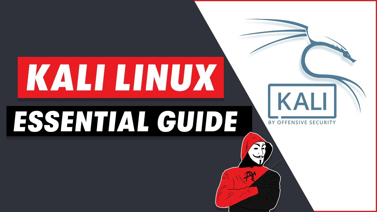 Kali Linux Tools Essential Guide