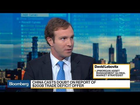 JPMorgan's Lebovitz Says Nafta Is More Concerning Than China-U.S. Trade Tensions