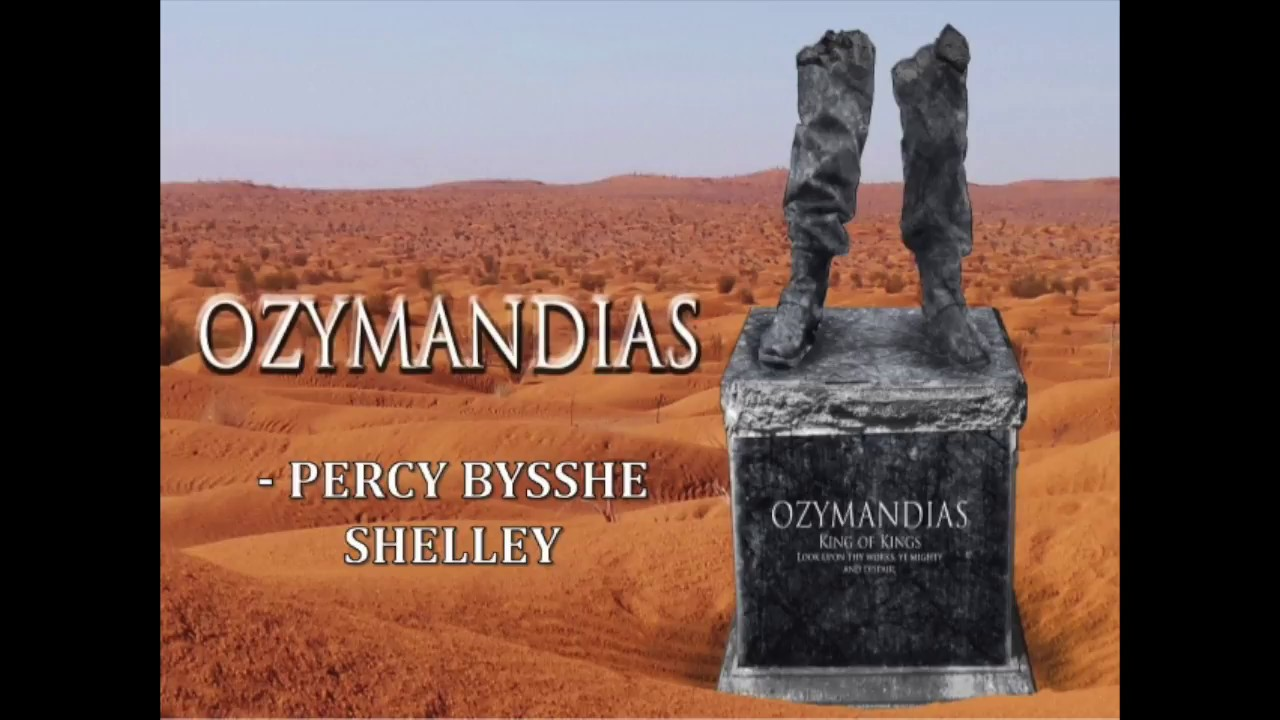 ozymandias song
