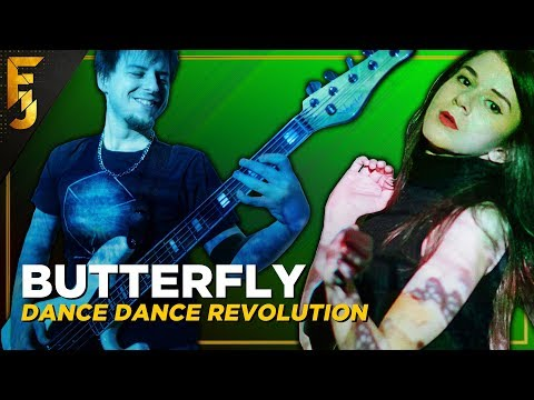 """""""Butterfly"""" - Dance Dance Revolution (feat. Adriana Figueroa) 